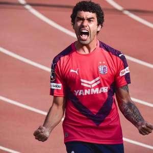 Bruno Mendes marca e Cerezo Osaka volta a vencer na J-League