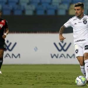 Botafogo cede empate ao Atlético-GO e liga alerta no BR