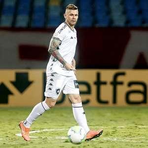 Rafael Foster lamenta 'bobeira' do Botafogo no empate ...