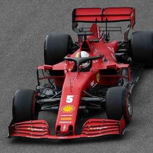 Vettel crê ter sido feito de escudeiro de Leclerc e ...