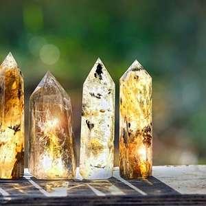 Conheça alguns cristais e seus efeitos nas emoções