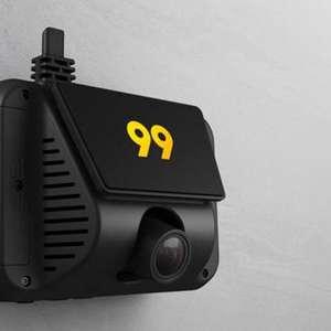 99 vai oferecer câmera que grava imagens dentro e fora dos carros a motoristas