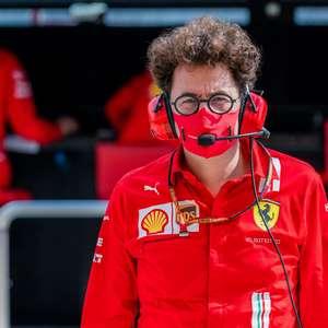 """Chefe da Ferrari vê pontos positivos na Rússia: """"Fomos ..."""