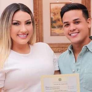 Casamento de Thayse Teixeira com Eduardo Veloso chega ao ...