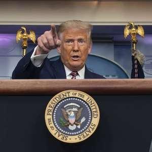 'Paguei milhões', diz Trump sobre US$ 750 em imposto de ...
