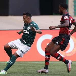 Palmeiras tem três jogadores suspensos contra o Ceará