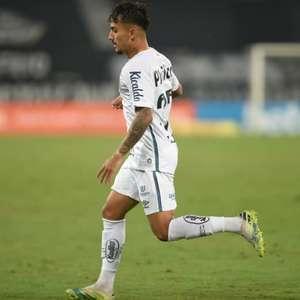 Análise: Em empate contra o Fortaleza, Lucas Lourenço mostrou que merece mais chances no Santos