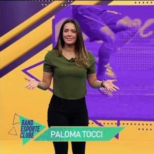Visando jogos da Seleção e F1, SBT quer Paloma Tocci e ...