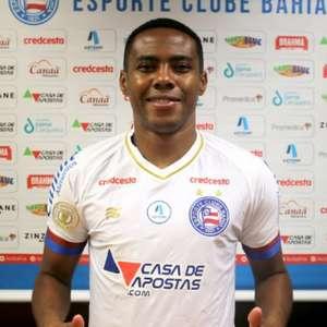 Elias é apresentado ao Bahia e analisa a situação da equipe