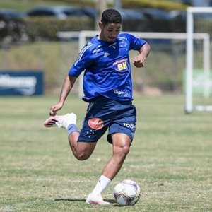 Zé Eduardo pode ser a novidade do Cruzeiro para o duelo ...