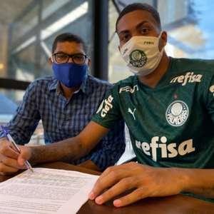 Crias da Academia: Filho de Narciso assina com Palmeiras ...