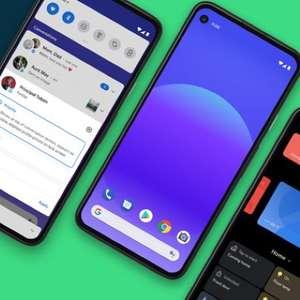 Android 11 é instalado em 22 celulares com mesma imagem ...