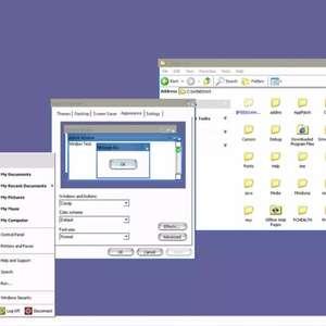 Windows XP teve tema secreto com visual Mac, revela ...