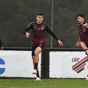 Athletico-PR recebe Jorge Wilstermann para antecipar vaga na Libertadores
