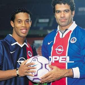 Raí é eleito o melhor jogador da história do PSG; Ronaldinho e Neymar recebem votos