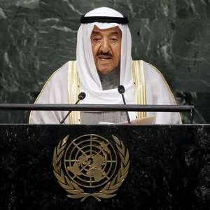 Governante do Kuweit, emir xeque Sabah morre aos 91 anos