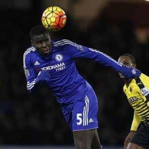 Leicester monitora a situação de Kurt Zouma, do Chelsea