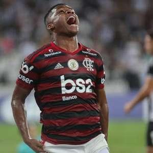 Lincoln, do Flamengo: 'Tenho metas a cumprir e muitas ...