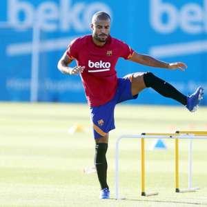 Barcelona oferece Rafinha na negociação com Eric García, ...