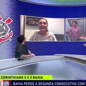 Telefone toca ao vivo durante 'Redação SporTV' e Ana ...