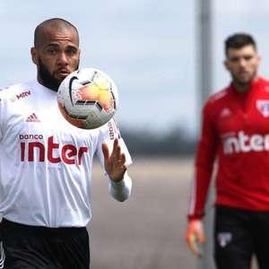Daniel Alves projeta duelo entre São Paulo e River ...