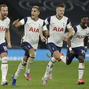 Tottenham bate o Chelsea e avança na Copa da Liga Inglesa