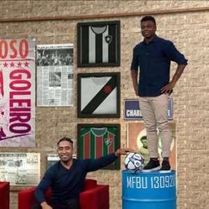 Edílson simula treino do Corinthians e Neto perde a ...