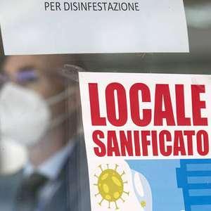 Itália tem 1.648 casos e 24 mortos por Covid em 24 horas