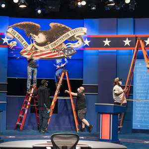 Trump e Biden se enfrentam em 1º debate presidencial