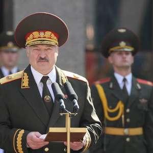 Reino Unido impõe sanções contra presidente de Belarus