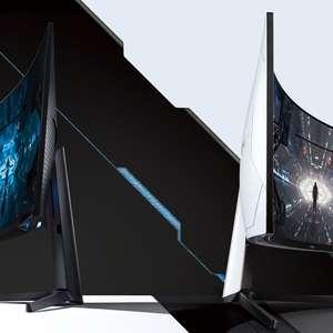 Samsung lança dois novos monitores focados no público gamer