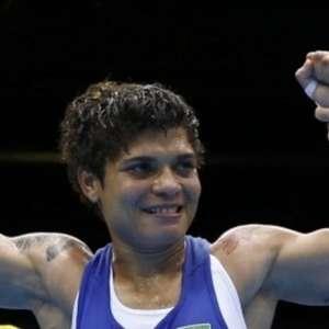 'Não vou perder a oportunidade. O título virá para o Brasil', diz Adriana Araújo