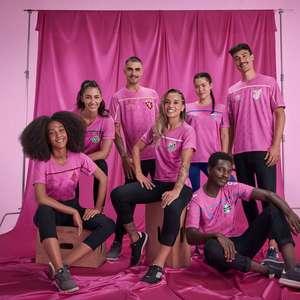 Clubes do Brasileirão lançam novas camisas em campanha ...