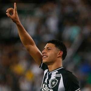 Botafogo divulga detalhes sobre a venda do atacante Luis ...