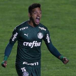 Com 'sentimento estranho', Menino dá até breve ao Palmeiras