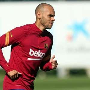 Com Braithwaite recuperado de lesão, Barcelona relaciona ...