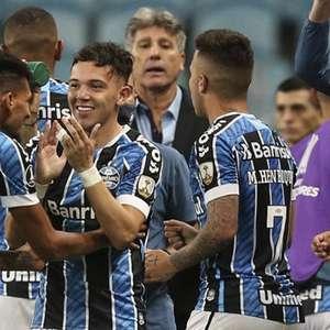 Pepê começa a assumir papel importante dentro do Grêmio