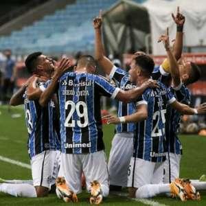Grêmio quebra sequência sem vencer na Arena