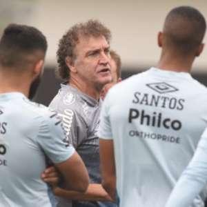 Por conta do calor, Santos treinará no início da noite ...