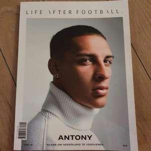 Em alta na Holanda, Antony, ex-São Paulo, é capa de ...