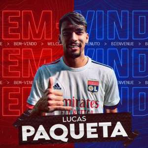 Lucas Paquetá deixa o Milan e é anunciado pelo Lyon