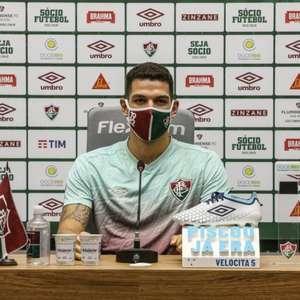 Nino lamenta casos de Covid-19 no Fluminense e afirma: ...