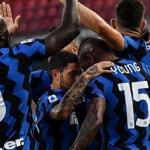 Dupla de ataque volta a marcar e Inter de Milão goleia ...