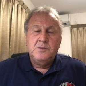 VÍDEO: Zico lamenta morte de Silva Batuta: 'Um grande ídolo'