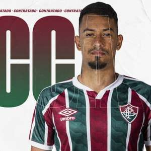 Reforço na área! Fluminense anuncia a contratação do ...