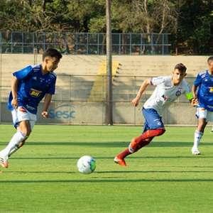 Bahia supera o Cruzeiro pelo Campeonato Brasileiro Sub-20