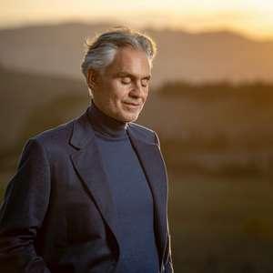 """Andrea Bocelli anuncia seu novo álbum """"Believe"""" para ..."""