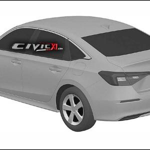 Honda Civic terá mudança radical na próxima geração