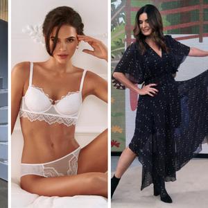 Mais lidas: Bruna com lingerie de noiva lidera ranking do mês