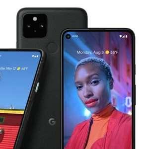 Pixel 5 e Pixel 4a 5G são os novos celulares do Google
